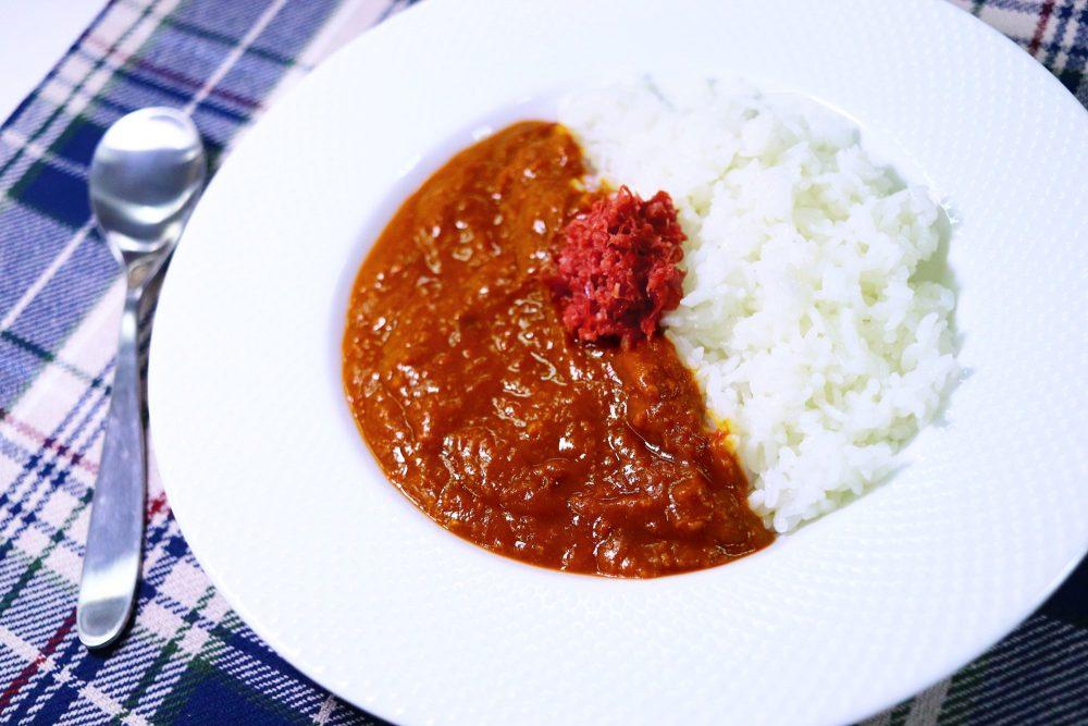 簡単野菜ジュースカレー